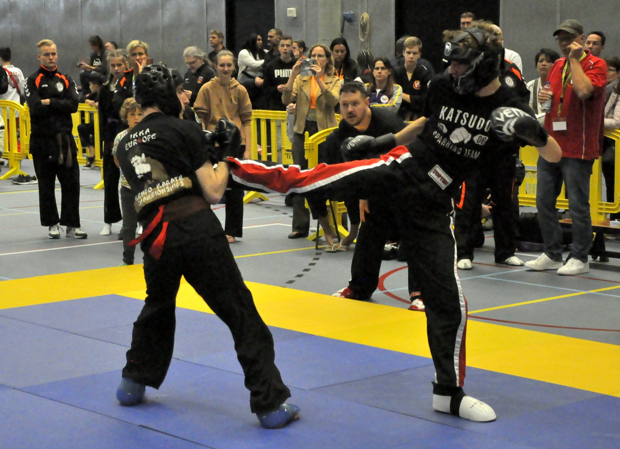 ek kenpo karate