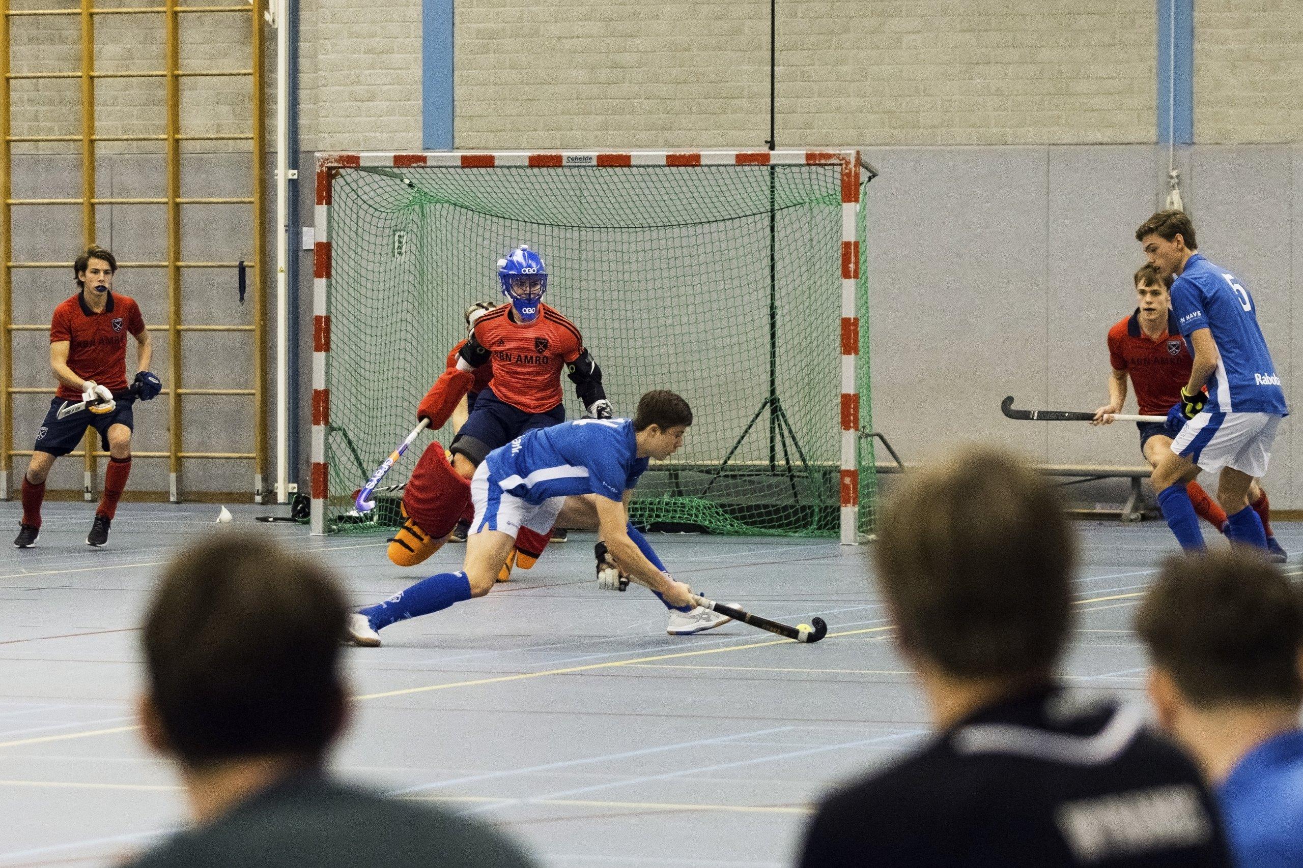 top jeugd zaalhockey
